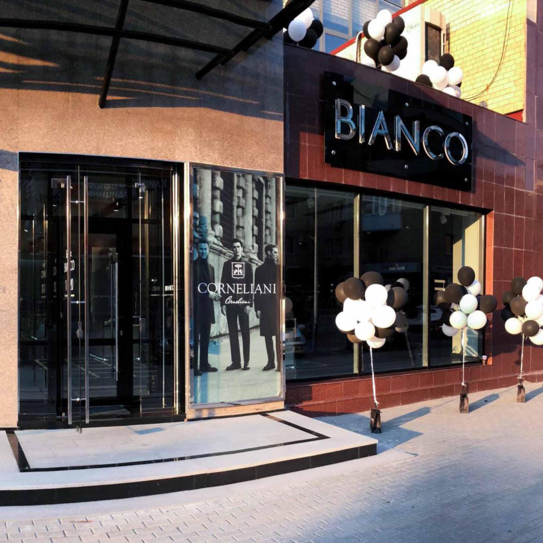 1c4cbc45df1 Бутик BIANCO интернет-магазин брендовой одежды